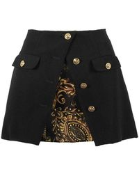 Versace Jeans Couture Skirt - Black