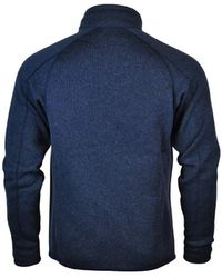 Patagonia - Better Sweater Fleece Jacket Classic Navy - Lyst