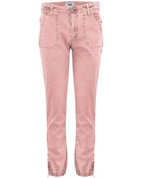 PAIGE Mayslie jogger - Rouge Glow - Pink