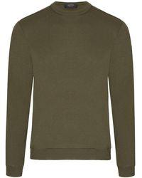 Paul & Shark Paul & Shark Classic Sweatshirt - Green
