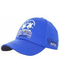 La Martina - Dallas Cap - Lyst