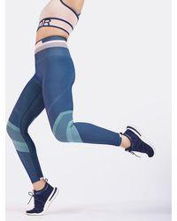 LNDR Sailor Solar Legging - Blue