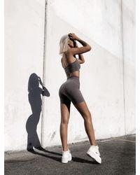 AYM Shaya Cycle Shorts - Gray