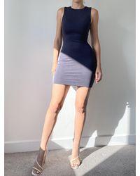 AYM Bradshaw Bodycon Mini Dress - Multicolor