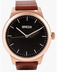 Breda - Rand Watch - Lyst