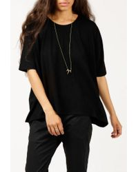 Kowtow - Building Block Oversized Top - Lyst