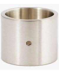 Marmol Radziner - Lightweight Double Wide Ring - Size 10 - Lyst