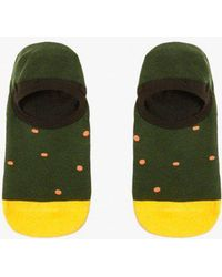 Hansel From Basel | Specks Liner Sock | Lyst
