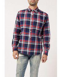 Corridor NYC - Blanket Flannel L/s Shirt - Lyst