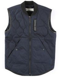 Dickies Construct | Quilted Cotton Vest | Lyst