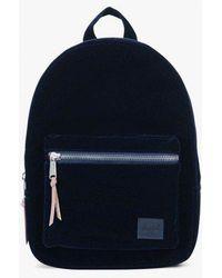 Herschel Supply Co. | Grove Xs Velvet Backpack | Lyst
