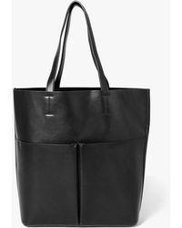 Azalea - Minimal Pocket Tote Bag - Lyst