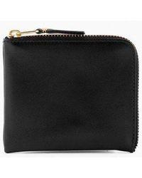 Comme des Garçons - Classic Leather Line - Half Zip Wallet - Lyst