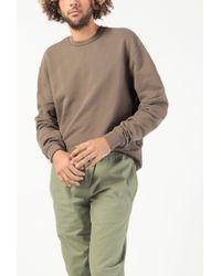 John Elliott - Oversized Crewneck Pullover - Lyst