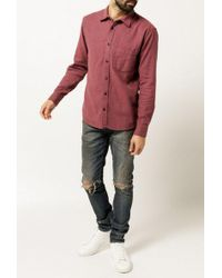 Corridor NYC - Heavy Rogue Flannel Shirt - Lyst