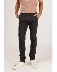 Welcome Stranger - Overdyed Stretch Chinos - Lyst