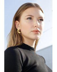 Soko - Nusu Horn Stud Earrings P - Lyst