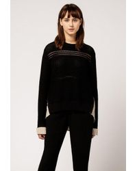 Azalea   Layered Sweater Top   Lyst