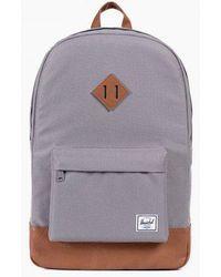 7e25bfe048 Herschel Supply Co. Black Polka Dot Heritage Backpack in Black for ...