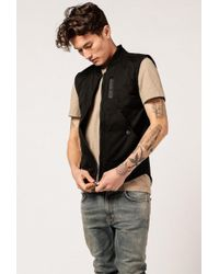 Dickies Construct - Quilted Vest - Lyst