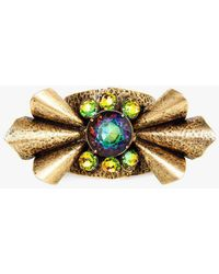 Nicole Romano - Corsage Cuff Bracelet - Lyst