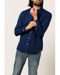 Corridor NYC - L/s Quad Cloth Shirt - Lyst