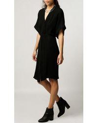Alasdair - Twist Front Dress - Lyst