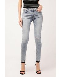 Hudson Jeans - Nico Midrise Ankle Spr Jean - Lyst