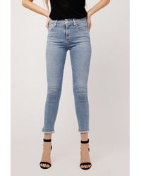 Citizens of Humanity - Rocket Crop High Rise Jean - Lyst