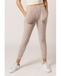 Azalea - Brushed Jersey Sweats - Lyst