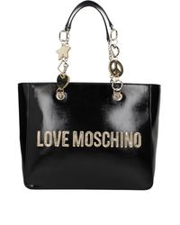 Love Moschino Shoulder Bags Women - Black