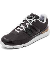 designer fashion a3a77 18b9a Engineered Comfort Running Sneakers - Black