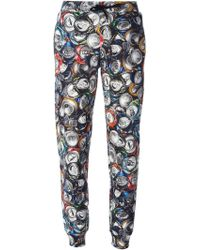 Moschino Soda Can Track Pant - Lyst