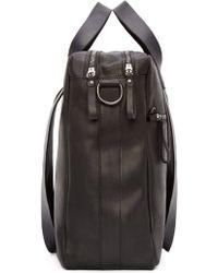 Marsèll - Black Leather Briefcase - Lyst