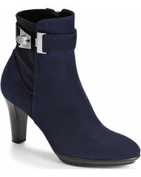Aquatalia by Marvin K Riyan - Ankle Bootie - Lyst
