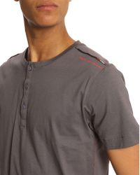 Diesel Billys Grey Pyjama Tshirt gray - Lyst