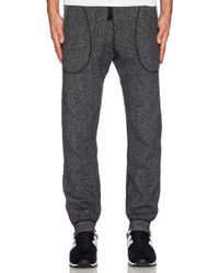 Reigning Champ Gray Sweatpant - Lyst