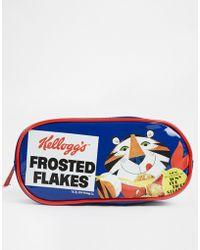 Asos Kelloggs Frosties Makeup Bag - Lyst