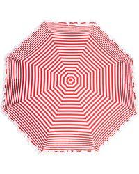 Forever 21 - Stripes & Ruffles Umbrella - Lyst