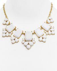 "Kate Spade Daylight Jewels Necklace, 17"" - Lyst"