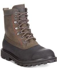 Denim & Supply Ralph Lauren Brown Tanis Boots - Lyst