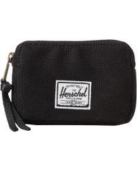 Herschel Supply Co. Black Oxford Pouch - Lyst