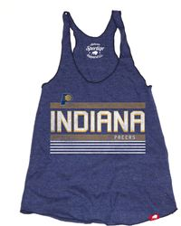 Sportiqe - Women's Indiana Pacers Racerback Tank - Lyst