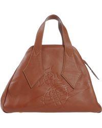 Vivienne Westwood Handbag brown - Lyst