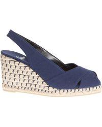 Castaner Wedge Sandals - Lyst