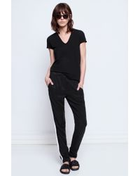 Zadig & Voltaire Story Lace T Shirt - Lyst