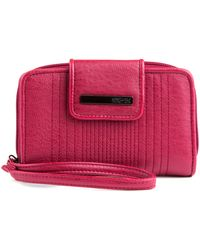 Kenneth Cole Reaction | Never Let Go Pda Wristlet | Lyst
