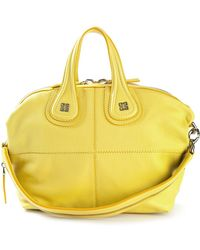 Givenchy Nightingale Medium Leather Tote - Lyst