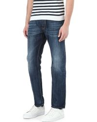 Diesel Waykee L.30 Regular-Fit Jeans - For Men - Lyst