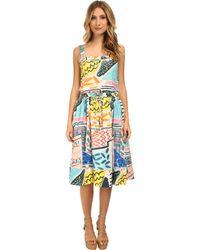 Paul Smith Tank Dress - Lyst